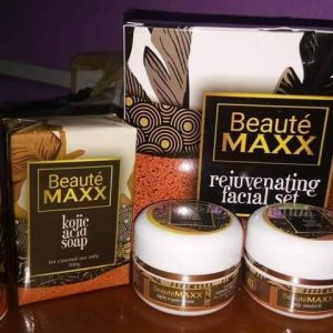 BeateMAXX Rejuvenating Set is complete set to whiten your skin on face, armpits or other parts of the body
